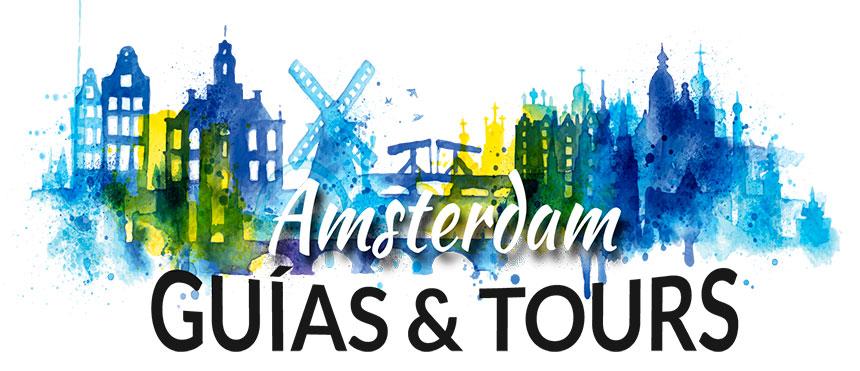 Logo Amsterdam Guias & Tours