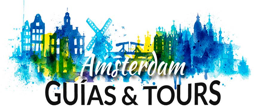 Logo Amsterdam Guias & Tours pie
